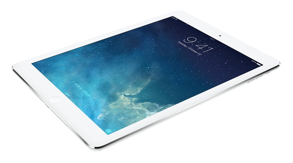 iPad Air - Light and Fantastic!