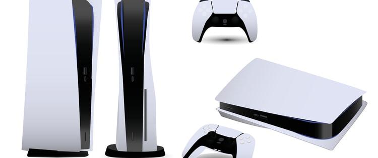 Games Consoles