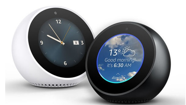 Amazon launch all new Echo Spot