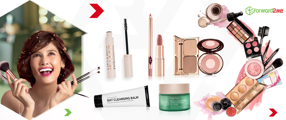 Shopping Quality Cosmetics and Makeup from The UK