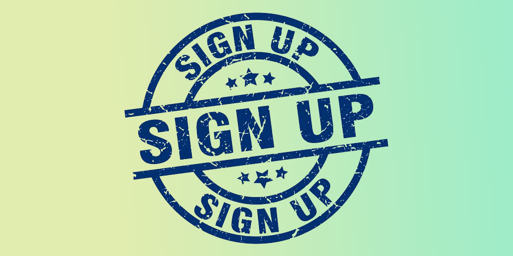 Sign up to our mailing list for news, exclusives and prizes!
