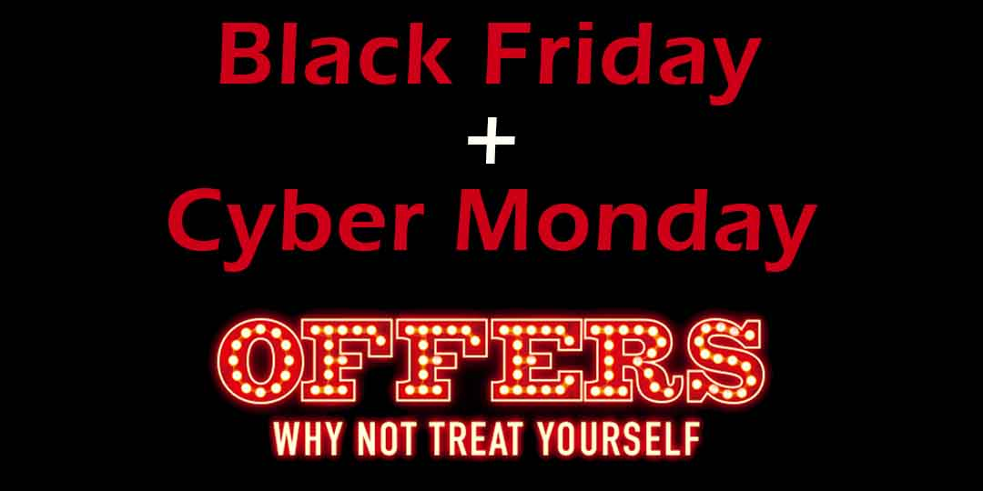 Cyber Monday – the deals continue!