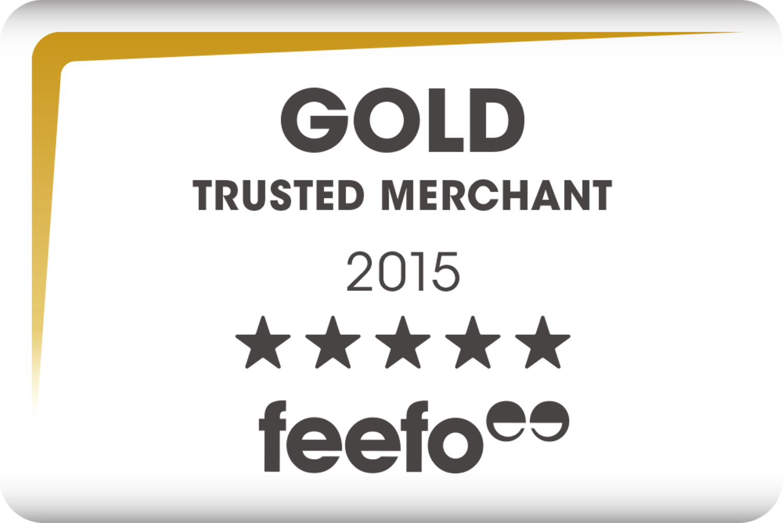 Feefo Trusted Merchant Accreditation