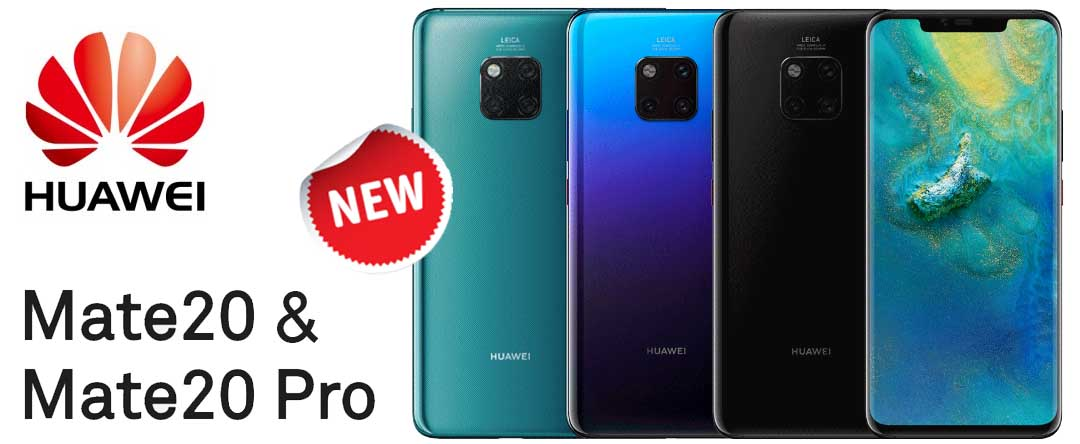 Introducing the Huawei Mate 20 and Mate 20 Pro