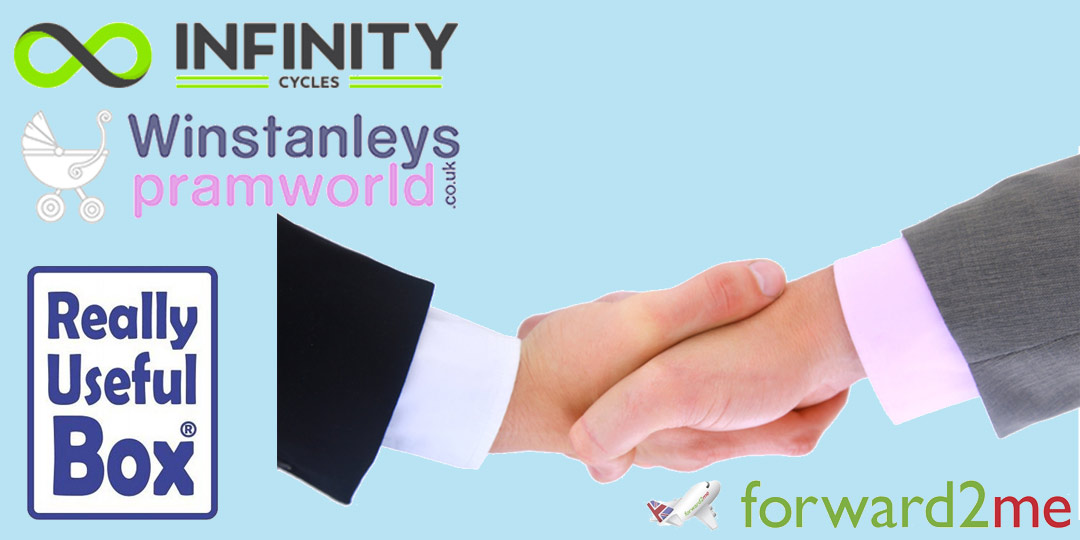Introducing our partners – Pramworld, Really Useful Products and Infinity Cycles