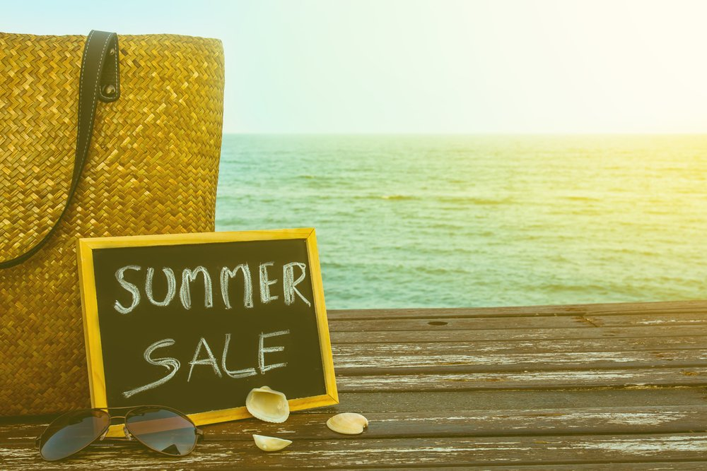 Summer Sales with forward2me