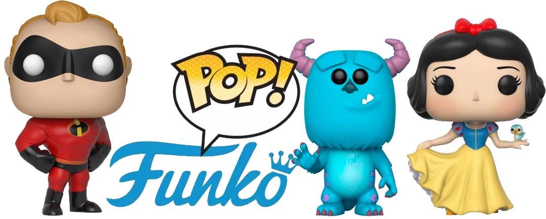 Funko Pop! Vinyls