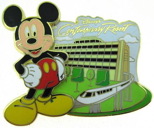 Delighful Disney - Pin Badges