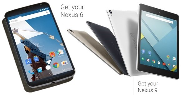 New Nexus Available for Pre-Order